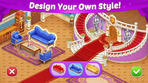 Castle Story: Puzzle & Choice apkmr screenshots 2