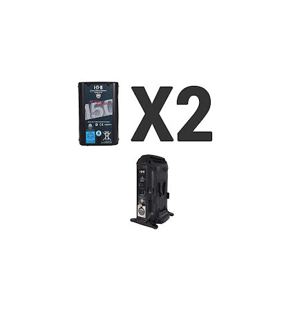 Endura 2x DUO-C150 + VL-2X