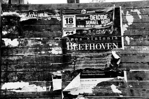 La Nona di Beethoven di giothebike