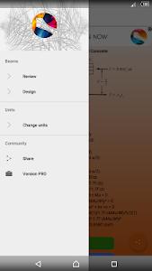 Design of Beams Concrete FREE screenshot 1