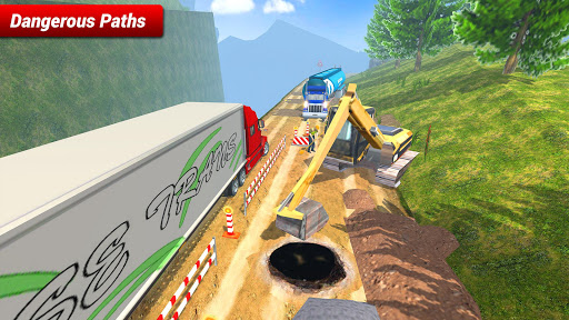 Offroad Truck Driving Simulator Free ss3