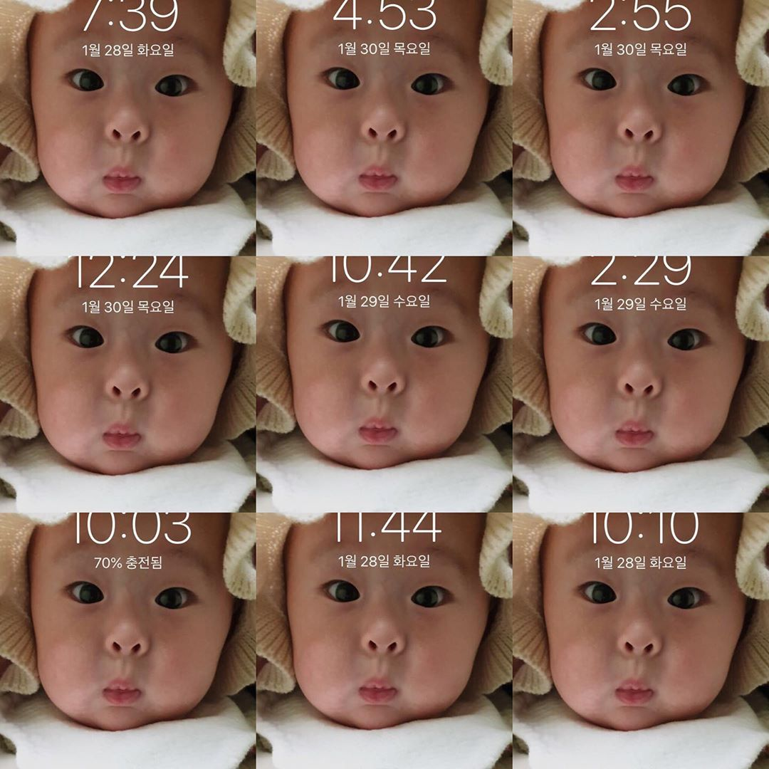 haha byul daughter song