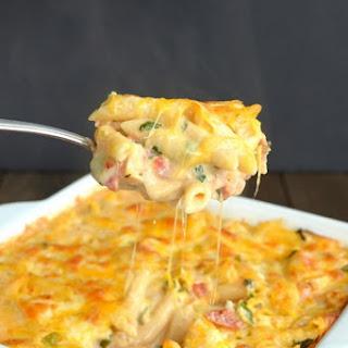 Chicken Bacon Ranch Pasta Bake Recipe