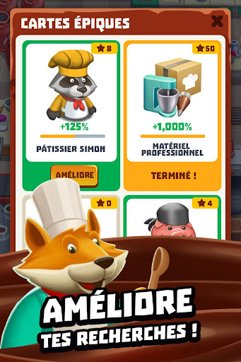 Code Triche Idle Cooking Tycoon - Tap Chef APK MOD screenshots 3