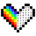 Color by Number ®: No.Draw icon
