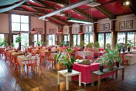 Ресторан Меркато в Парке Горького