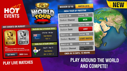 World Cricket Championship 2 - WCC2 - screenshot