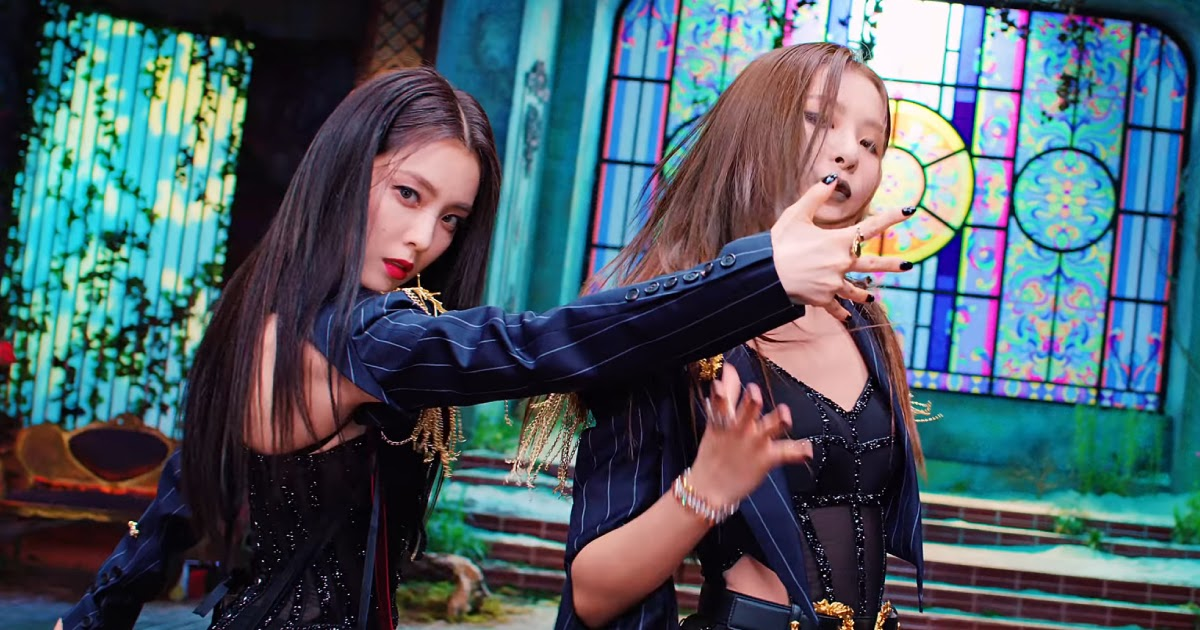 Terjemahan Lirik Lagu Monster yang di populerkan oleh IRENE & SEULGI Red Velvet