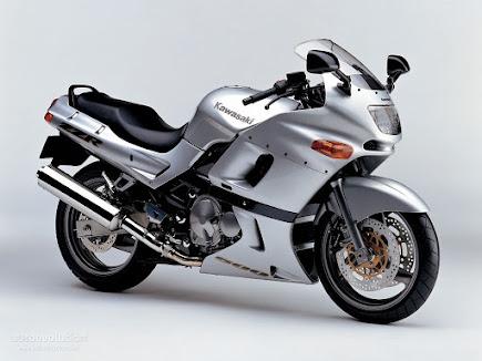 Kawasaki ZZR 600 Ninja-manual-taller-despiece-mecanica