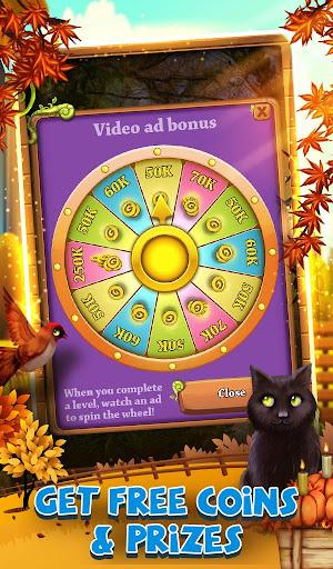 Mahjong Solitaire: Grand Autumn Harvest apkpoly screenshots 7