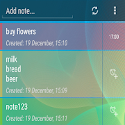 Notes Widget Reminder