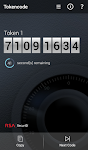 screenshot of RSA SecurID Software Token
