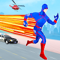 Grand Police Speed Superhero: Robot Shooting Games icon