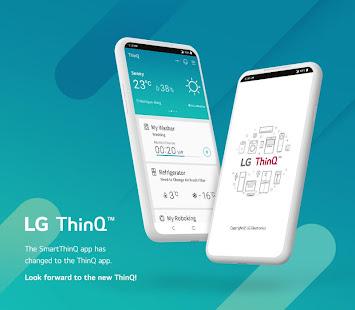 LG ThinQ - náhled