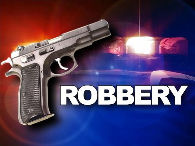 A man was shot during a robbery in Krugersdorp.