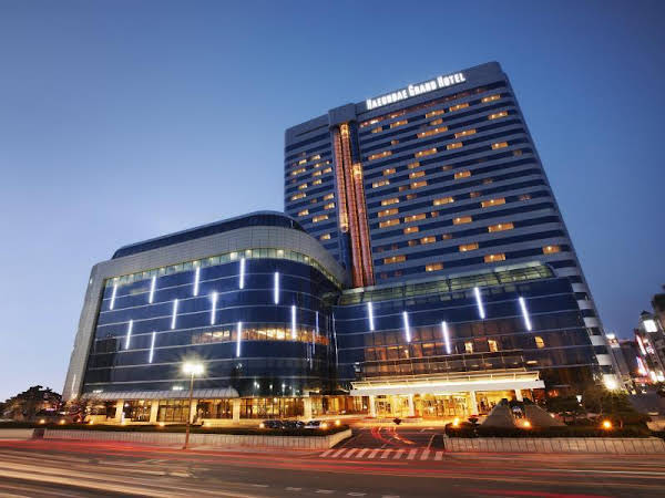 Haeundae Grand Hotel