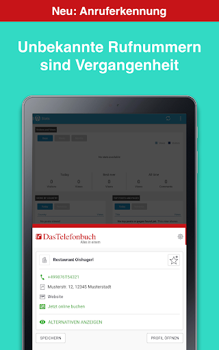 Das Telefonbuch with caller ID and spam protection 6.3.1 screenshots 10