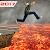 The Floor is Lava Run: Ben Alien War Hero Action file APK Free for PC, smart TV Download