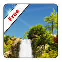 True Weather, Waterfalls FREE icon