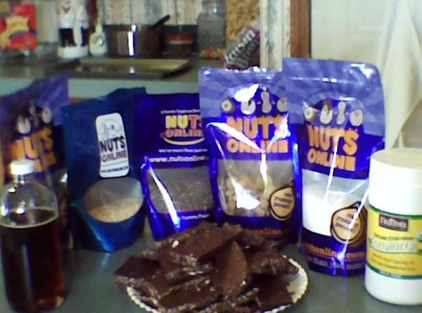 Virtually Guilt Free Chocolate Bar Recipe