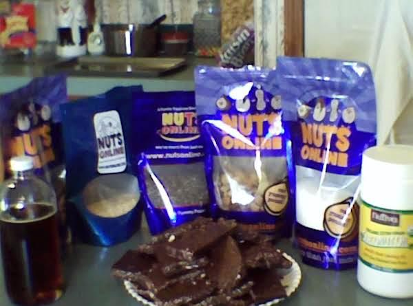 Virtually Guilt Free Chocolate Bar