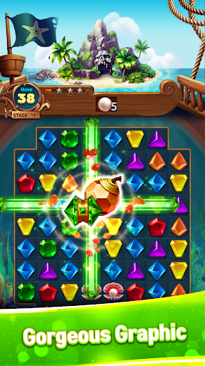 Jewels Fantasy : Quest Temple Match 3 Puzzle 1.6.7 screenshots 14