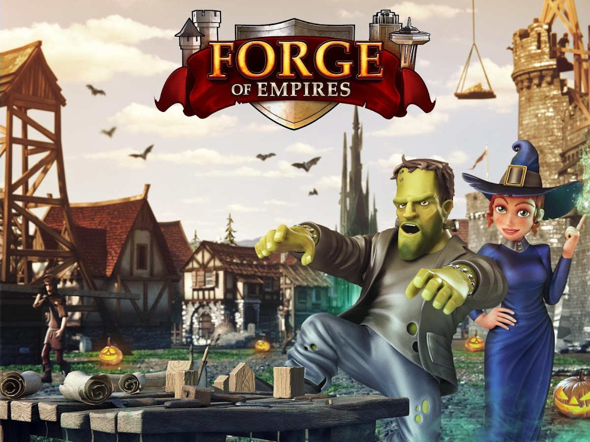 forge of empires google play