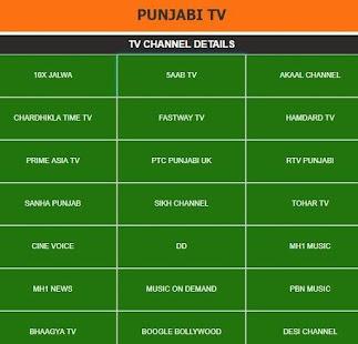 Kavitha Punjabi TV - náhled