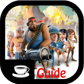 Guide And Cheat Boom Beach
