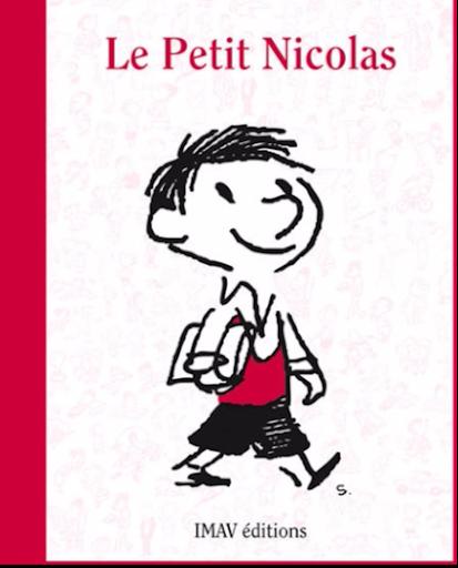 Le petit Nicolas - Sélection jeunesse d'Agnès, auteure du blog Quatre Enfants