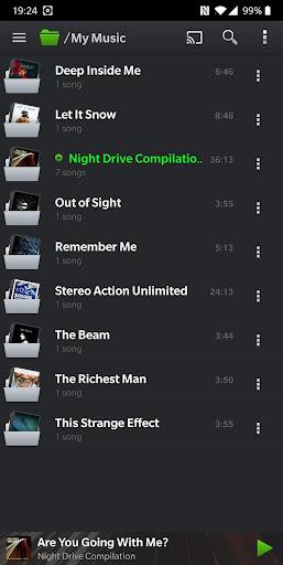 PlayerPro Music Player (Free) 5.19 Screenshots 6