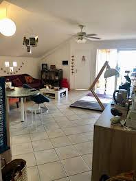 Appartement 4 pièces 87,98 m2