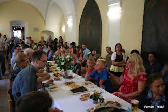 Photo: Primiční hostina v prostorách třeboňského kláštera