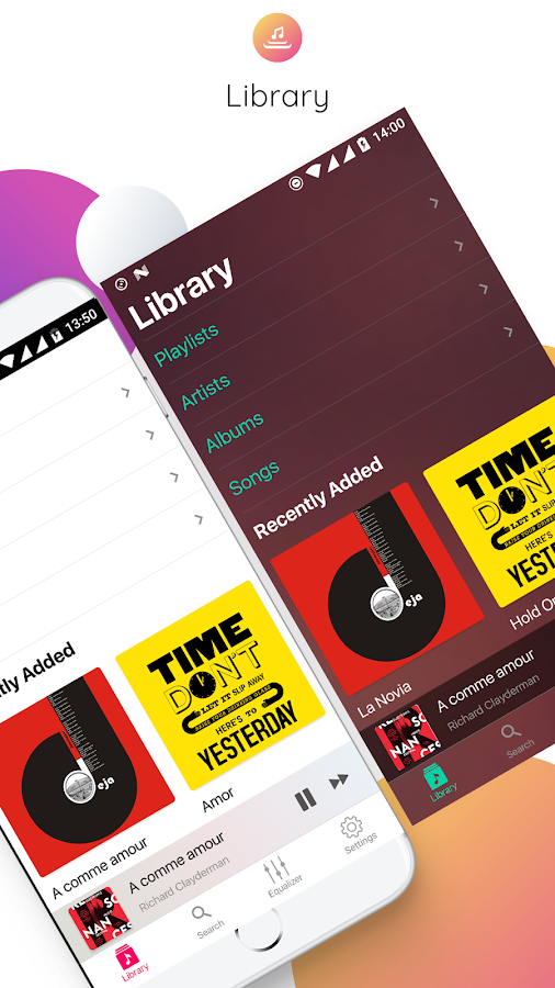 iPlayer OS 11: Music Theme (offline lyrics)- screenshot