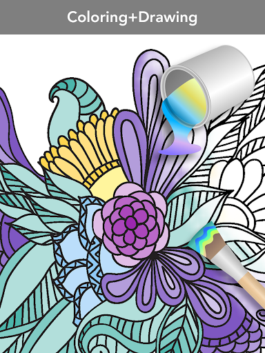 Mandala Coloring Book 3.1.4 screenshots 13