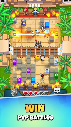 Magic Brick Wars - Epic card battle  screenshots 2