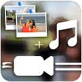 photo video maker with music and animation