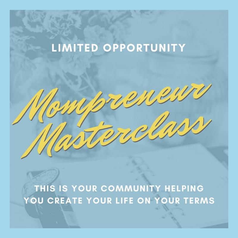 Mompreneur Masterclass