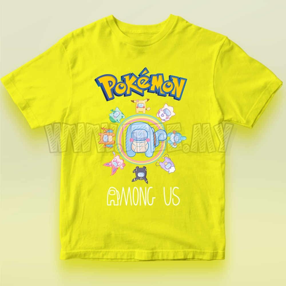 Pokemon x Among Us 6
