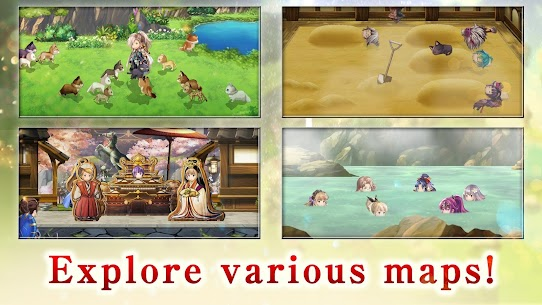 ANOTHER EDEN Mod Apk 2.3.400 [Unlimited Gil + Damage] 4