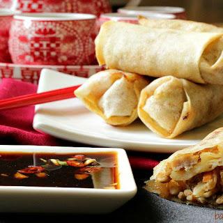 Chinese Pork Spring Rolls Recipes.