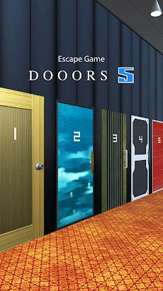 脱出ゲーム DOOORS 5のおすすめ画像1