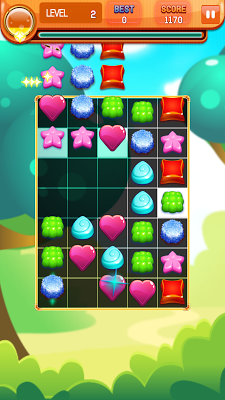 Jelly Crush Candy - screenshot