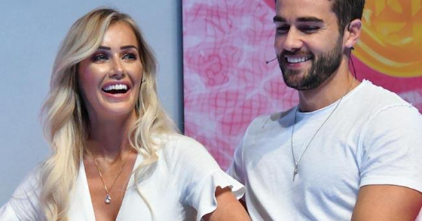 Laura Anderson reveals why Paul Knops broke up with her