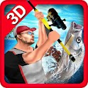 perfect fishing 3D icon