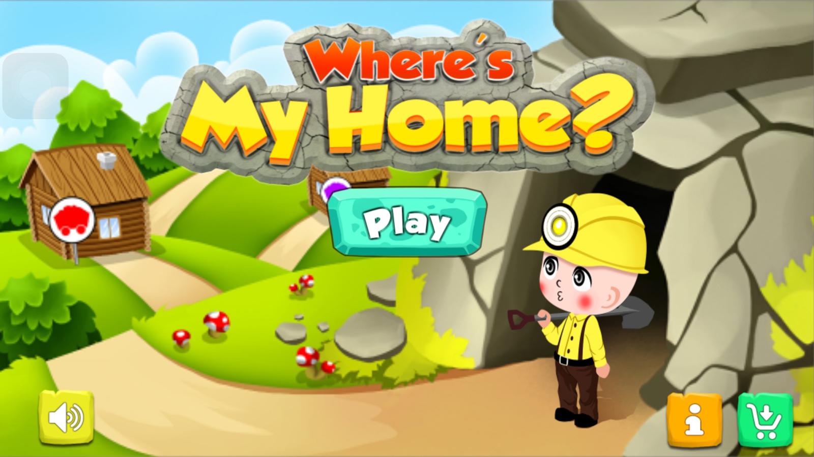 Where's My Home? - Puzzle Game- screenshot