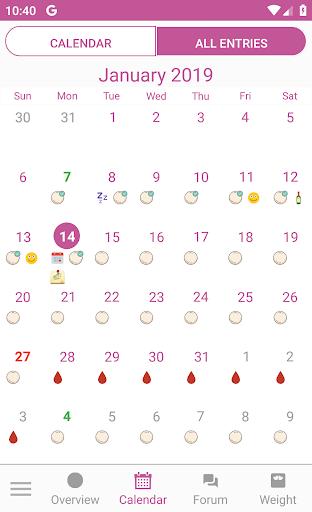 BC Pill Reminder 1.0.3 screenshots 3