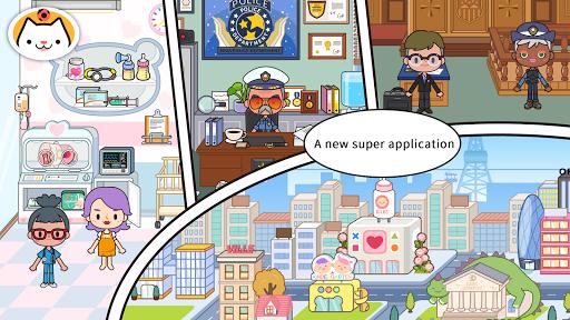 Miga Town: My World 1.4 screenshots 4