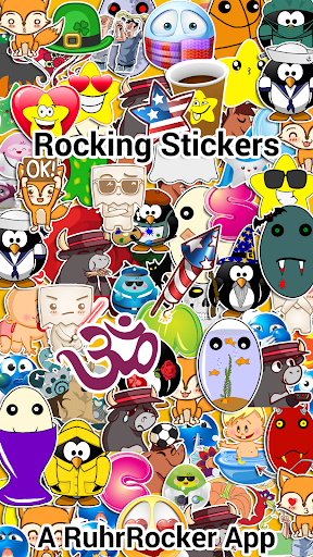Rocking Stickers