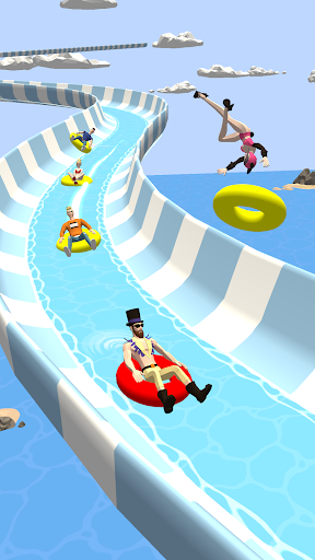 Aqua Thrills: Water Slide Park (aquathrills.io) - screenshot